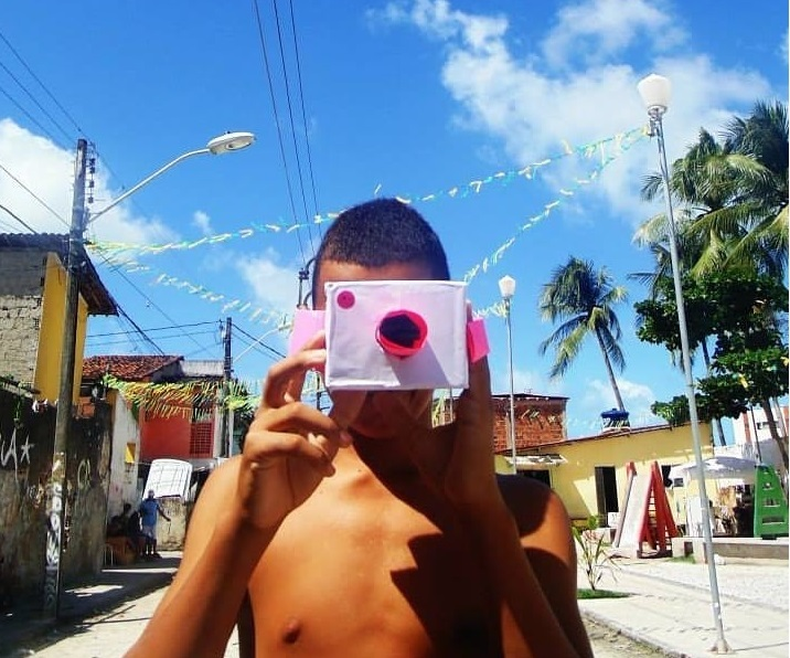 07 Favela News The Art of the Self Favela News Brazil landscape