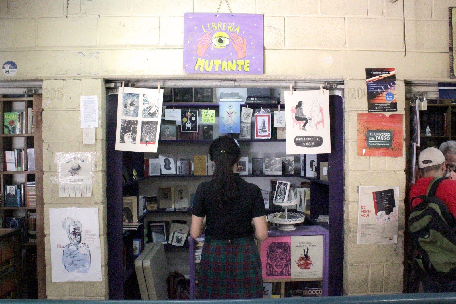 10 Laboratorio Editorial Mutante Librería Mutante Colombia