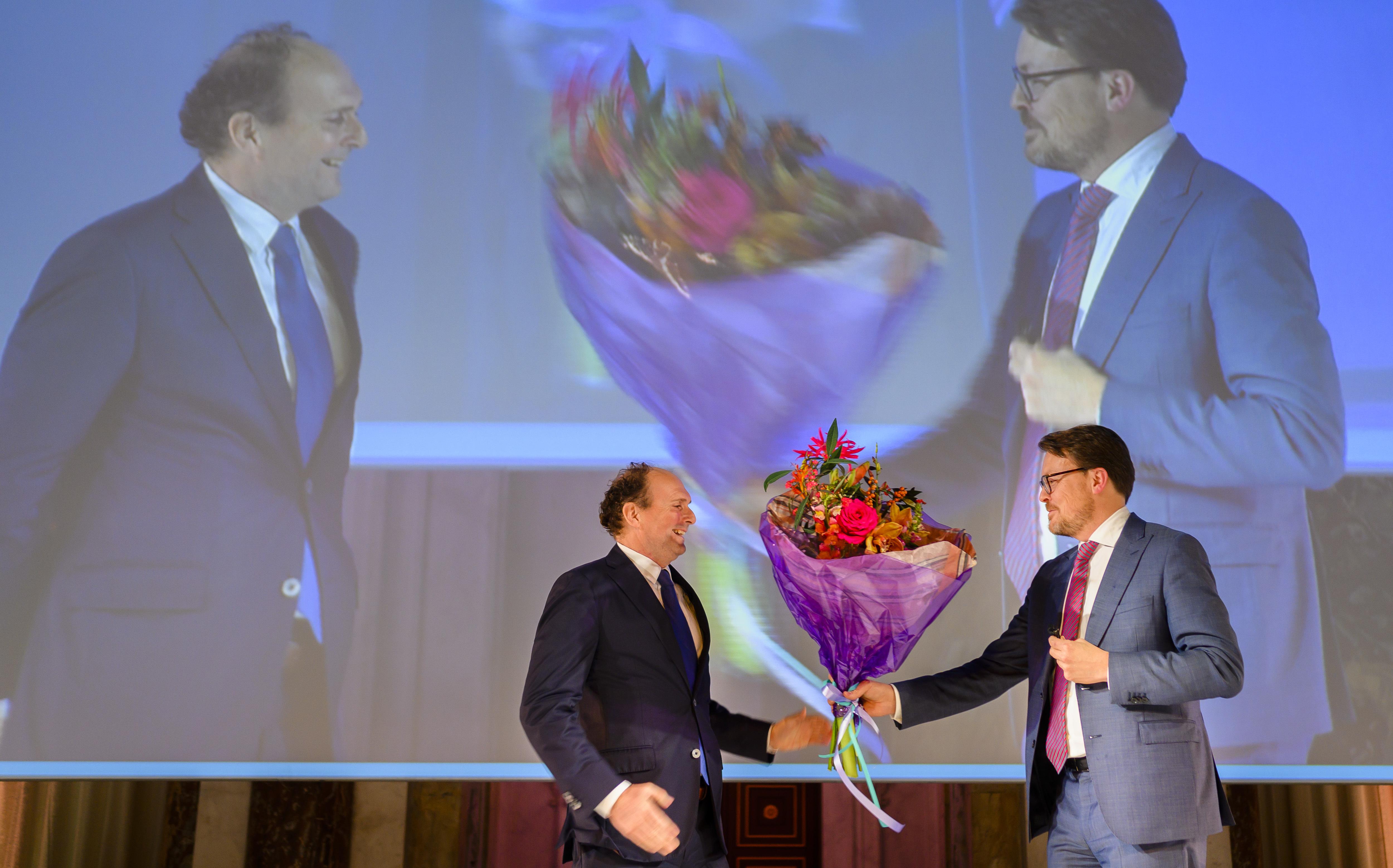 2018 Prince Claus Awards Ceremony