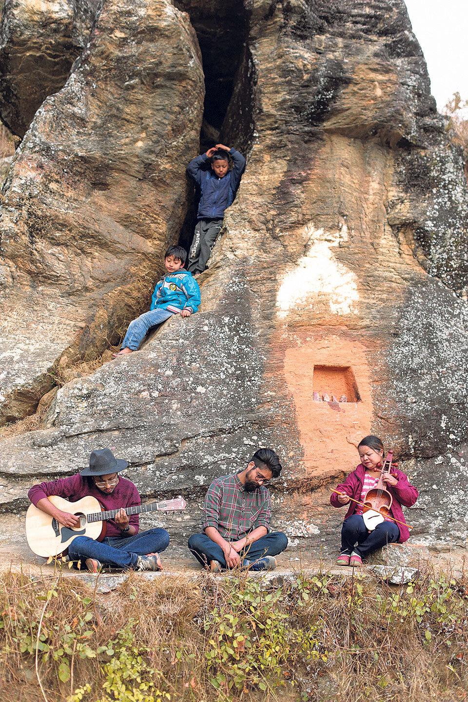 Fuzzscape Bhojpur