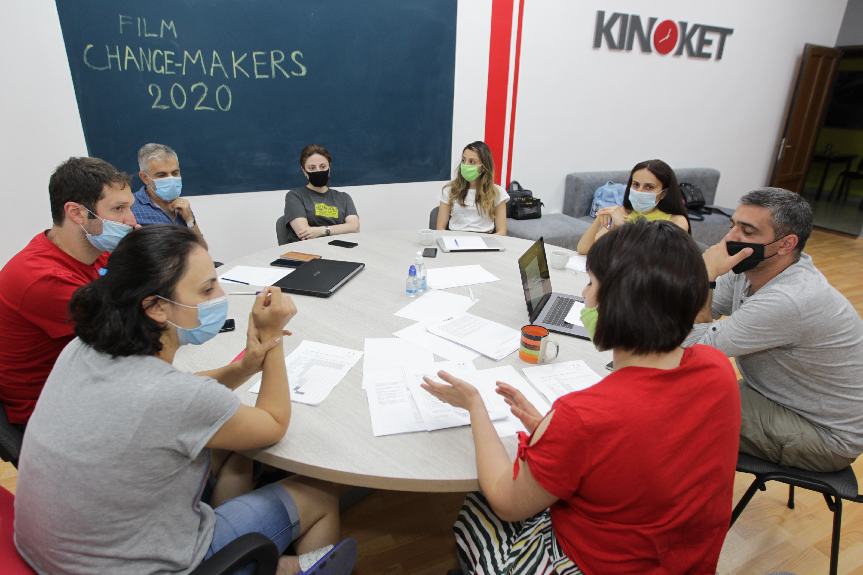 Kinoket Film change makers next gen