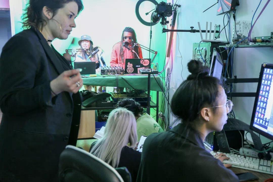 Shanghai Community Radio Next gen