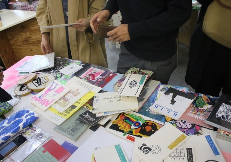 Studying Independent Publishing Practice in Java Indisczinepartij photo by Ignatius Suluh Putra