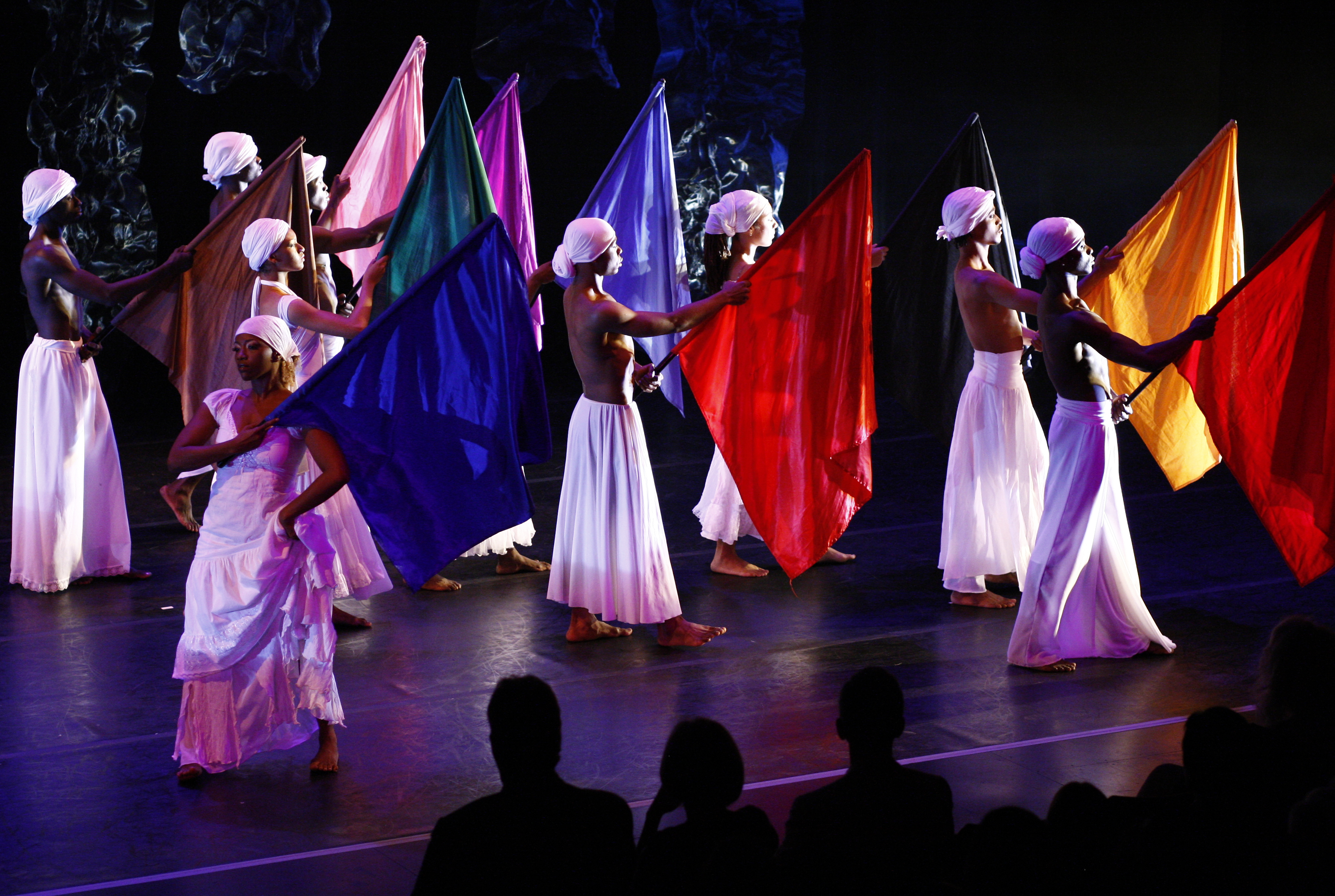 Vibrance at Ayikodans at the Adrienne Arsht Center Photo by Carl Juste