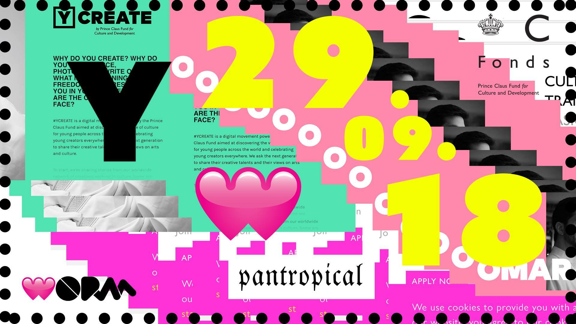 Ycreate X Pantropical  Image Worm