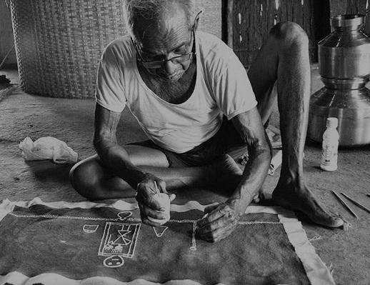 Warli Artist Jivya Soma Mashe 960X500